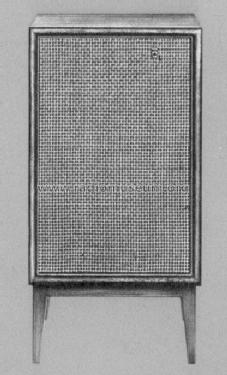 Hi-Fi-Raumklang-Box 18 Speaker-P Grundig Radio-Vertrieb, RVF