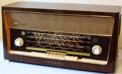 Konzertgerät 4090 HiFi Zauberklang; Grundig Radio- (ID = 1842745) Radio
