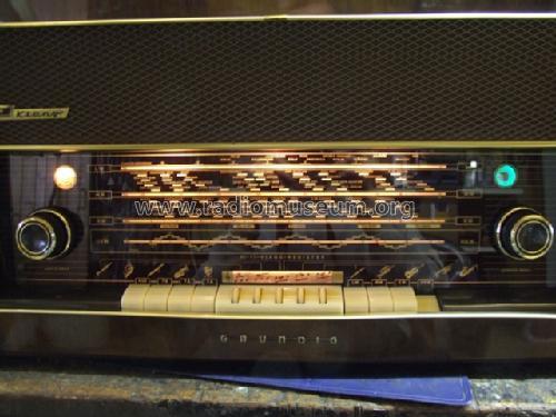 Konzertgerät 4090 HiFi Zauberklang; Grundig Radio- (ID = 499085) Radio