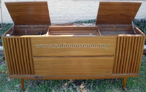 stereo console ks760u ch hf45u radio grundig radio