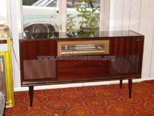 Stereo Console KS650U Ch= HF45U Radio Grundig Radio-