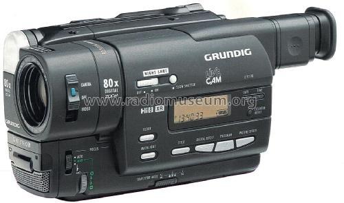 Live Cam LC 975HE R-Player Grundig Radio-Vertrieb, RVF, Radi