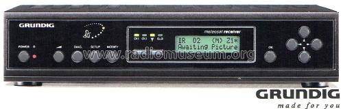 Meteosat Receiver MST100 - G.AX57-00; Grundig Radio- (ID = 2003352) Commercial Re