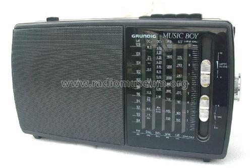Music-Boy 170; Grundig Radio- (ID = 1980542) Radio