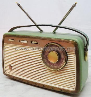 Party-Boy Transistor E-200; Grundig Radio- (ID = 1708122) Radio