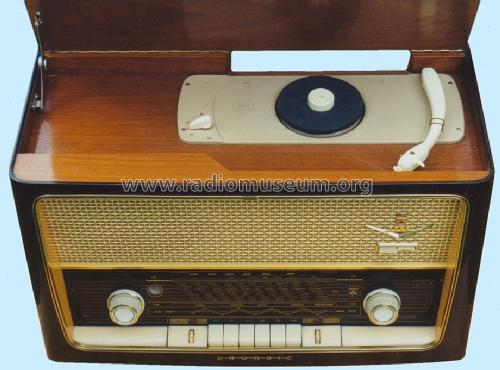 Phono-Kombination 3089Ph; Grundig Radio- (ID = 467609) Radio