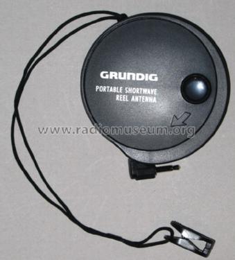 Portable SW Reel Antenna Antenna Grundig Radio-Vertrieb, RVF