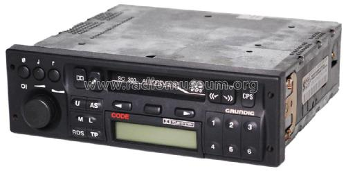 SC 303 D; Grundig Radio- (ID = 1832855) Car Radio