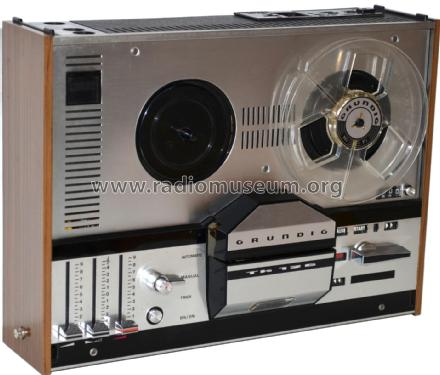 TK126 Automatic; Grundig Radio- (ID = 2053891) R-Player