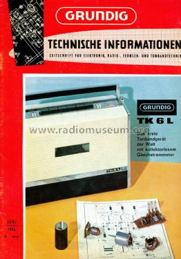 TK6L; Grundig Radio- (ID = 1986052) R-Player