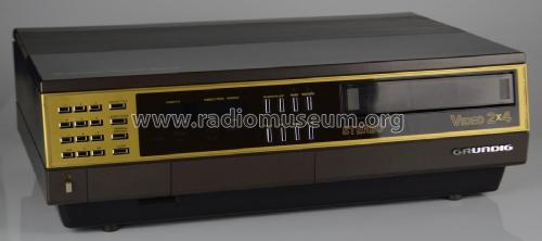 Video 2 x 4 stereo Bestell Nr. 880; Grundig Radio- (ID = 1969720) R-Player