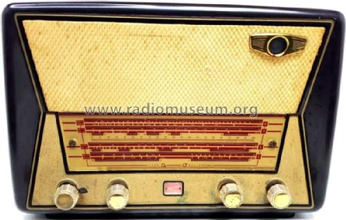 Majestic A244; Grundig Ltd., London (ID = 2632417) Radio