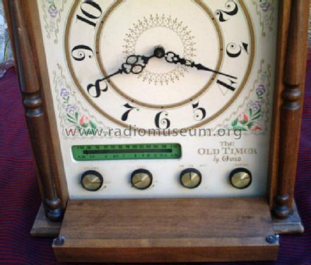 Old Timer Radio Guild Radio Television Co Inglewood Ca