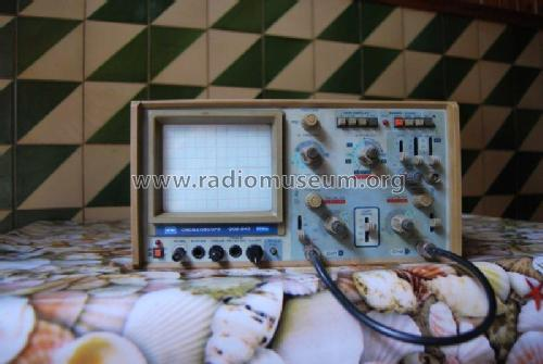 Oscilloscope GOS-543; GW Electronics (ID = 1308715) Equipment