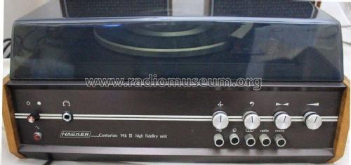 Centurion Mk II GA500 / GA500A R-Player Hacker Radio Ltd ,