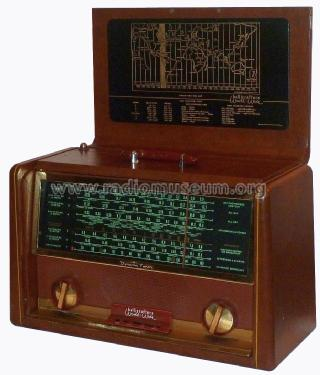 World-Wide TW-2000 Order=57D 07485K; Hallicrafters, The; (ID = 1700978) Radio