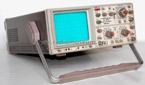 Oscilloscope HM-303; HAMEG GmbH, (ID = 2561024) Equipment