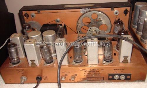 A-400 'Counterpoint' Radio Harman Kardon