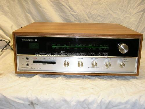 Multichannel Receiver Model 50+ Radio Harman Kardon