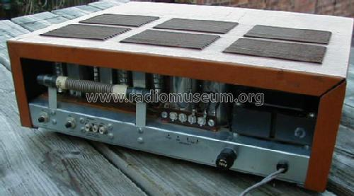 AM FM Tuner AJ-30 Radio Heathkit Brand, Heath Co