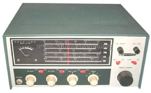Heathkit Brand,: Amateur Receiver HR-10B [Amateur-R] ID = 767230 933x579