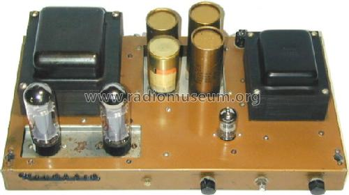 Amplifier W7-M; Heathkit Brand, (ID = 506611) Ampl/Mixer