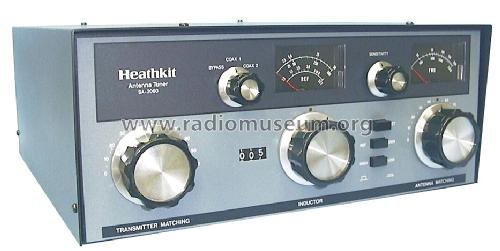 amateur antenna tuners