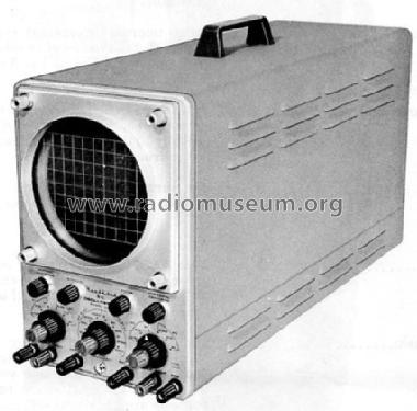 DC Oscilloscope OR-1; Heathkit Brand, (ID = 691348) Equipment