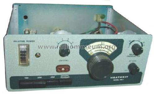radio heathkit product Amateur guide