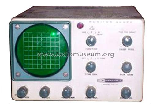 Monitor Scope HO-10; Heathkit Brand, (ID = 155756) Amateur-D