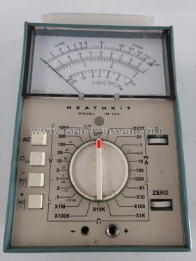 Multimeter IM-104; Heathkit Brand, (ID = 2167935) Equipment