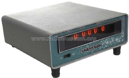 Frequency Display SB-650; Heathkit Brand, (ID = 767010) Amateur-D
