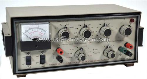Heathkit Signal Generator : Signal generator ig equipment heathkit brand heath co