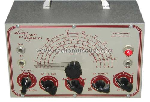 Heathkit Signal Generator : Signal generator sg equipment heathkit brand heath co b