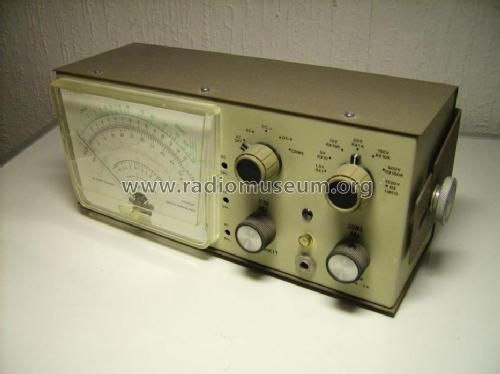 Vaccuum Tube Voltmeter IM-28; Heathkit Brand, (ID = 602216) Equipment