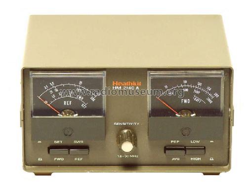 Sold heathkit hm-2140a dual wattmeter/swr bridge | qrz forums.