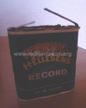 Record - 4,5 Volt VII-20; Hellesens Enke & V. (ID = 1736454) Power-S