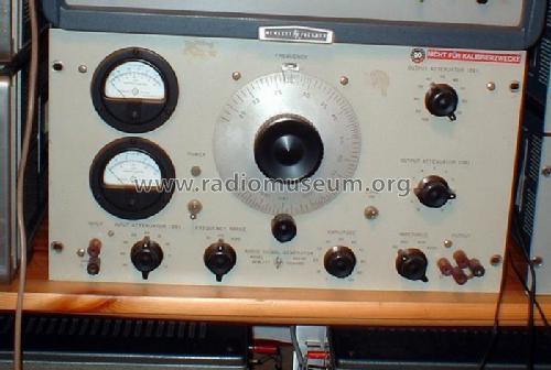 Audio Signal Generator : Es slike i podaci o starim instrumentima
