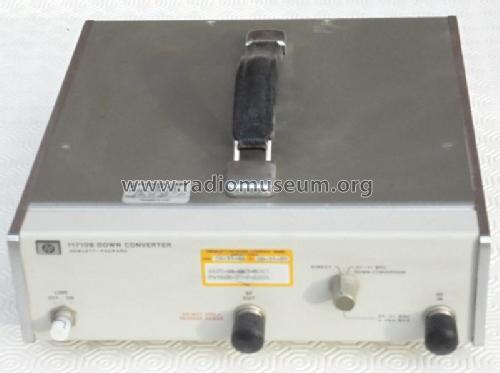 Down Converter 11710B; Hewlett-Packard, HP; (ID = 2446132) Equipment