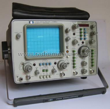 Oscilloscope 1743A; Hewlett-Packard, HP; (ID = 1705868) Equipment