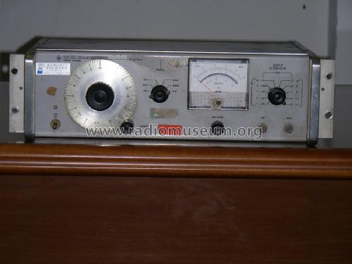 Test Oscillator 651A; Hewlett-Packard, HP; (ID = 1308468) Equipment