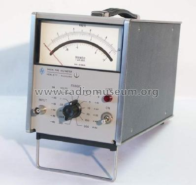 True RMS-Voltmeter 3400A; Hewlett-Packard, HP; (ID = 448810) Equipment