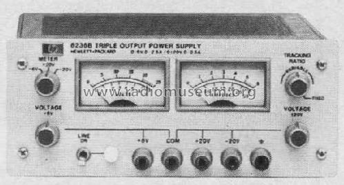 Universal Power Supply 6237B; Hewlett-Packard, HP; (ID = 422375) Equipment