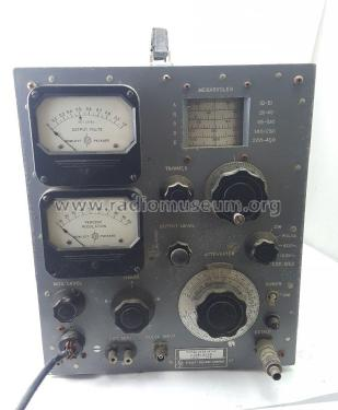 VHF Signal Generator HP 608B; Hewlett-Packard, HP; (ID = 2295695) Equipment