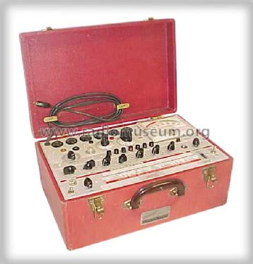 600A Tube Tester; Hickok Electrical (ID = 273554) Equipment