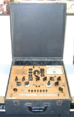 Dyn. Mutual Conduct. Tube Tester 533A; Hickok Electrical (ID = 467528) Equipment