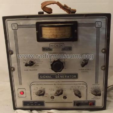 Signal Generator 170 X; Hickok Electrical (ID = 1835103) Equipment