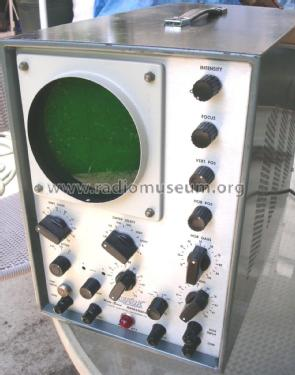 Wide-Band Oscilloscope 677; Hickok Electrical (ID = 1790870) Equipment