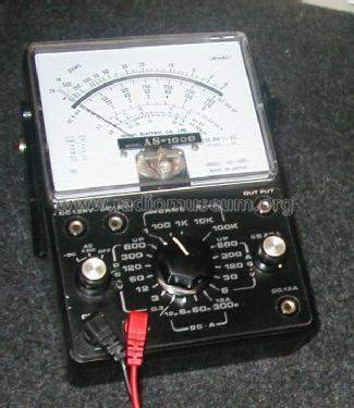 Multimeter AS-100D Equipment Hioki E E  Corporation