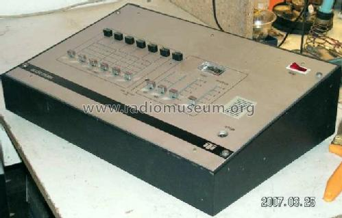 Audio Mixer Tv17-31; Hiradástechnika (ID = 750173) Ampl/Mixer